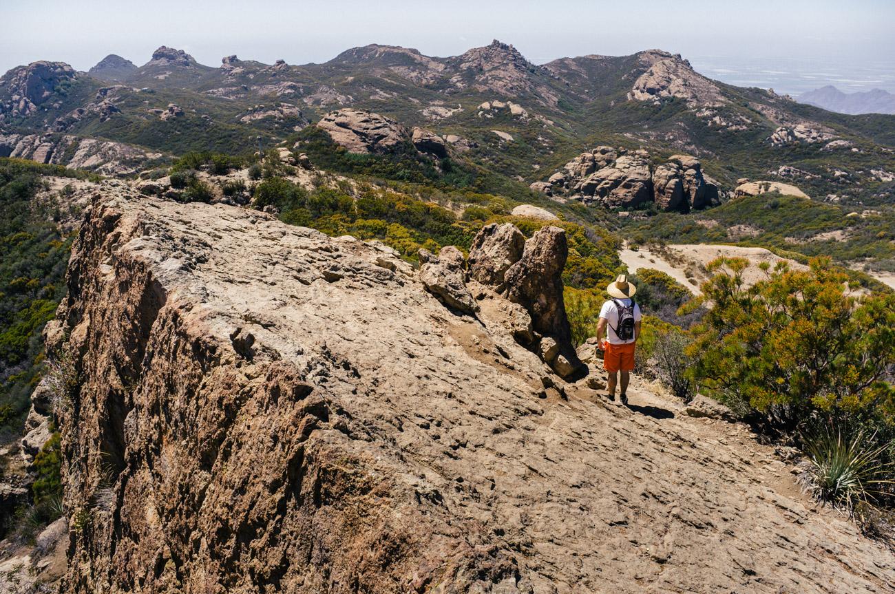 Mt. Allen Vista - Let's Photo Trip