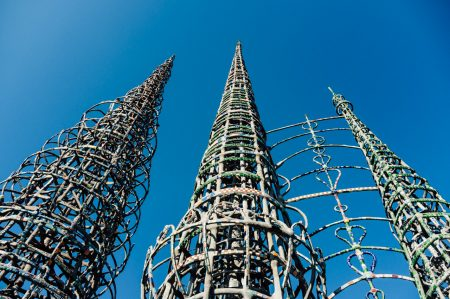 Day Trip to an L.A. Landmark: Watts Towers
