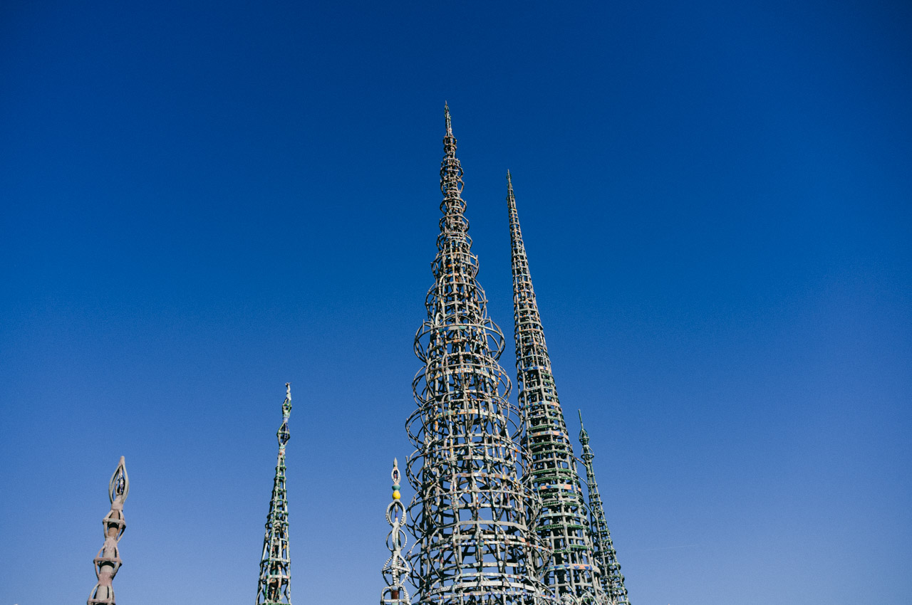 Watts Towers: Let's Photo Trip