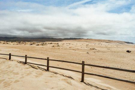 Coastal Journey to the Guadalupe Dunes